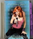 CONFESSIONS TOUR - RARE 2006 CREW ONLY TOUR ITINERARY